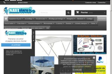 Navistore boutique équipement nautique