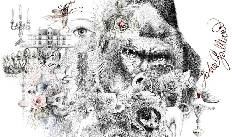 Book de l'illustratrice Florence Gendre