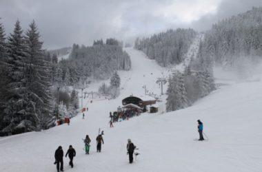 Stations de ski alpin dans les Vosges